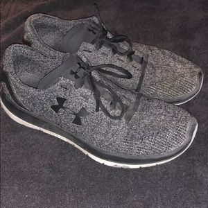 Under Armor Knit athletic shoes